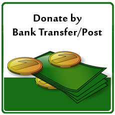 Donate by Bank