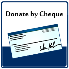 Donate by Cheque